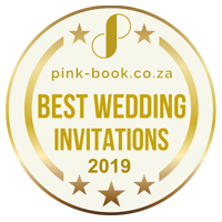 best wedding invitation awards gold
