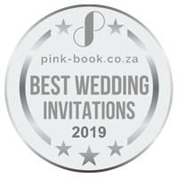 best wedding invitations award silver