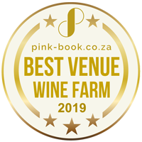 gold award winning wedding venues cape town