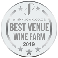 best wine farm wedding venues south africa award
