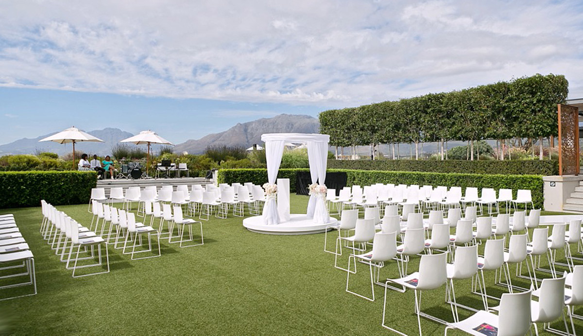 top vineyard wedding venues south africa cavalli estate