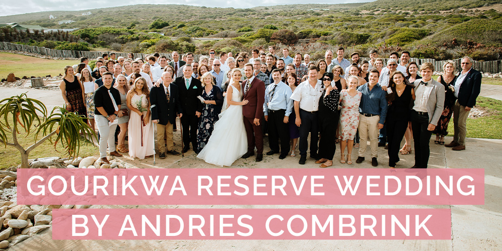 Gourikwa Reserve Wedding by Andries Combrink