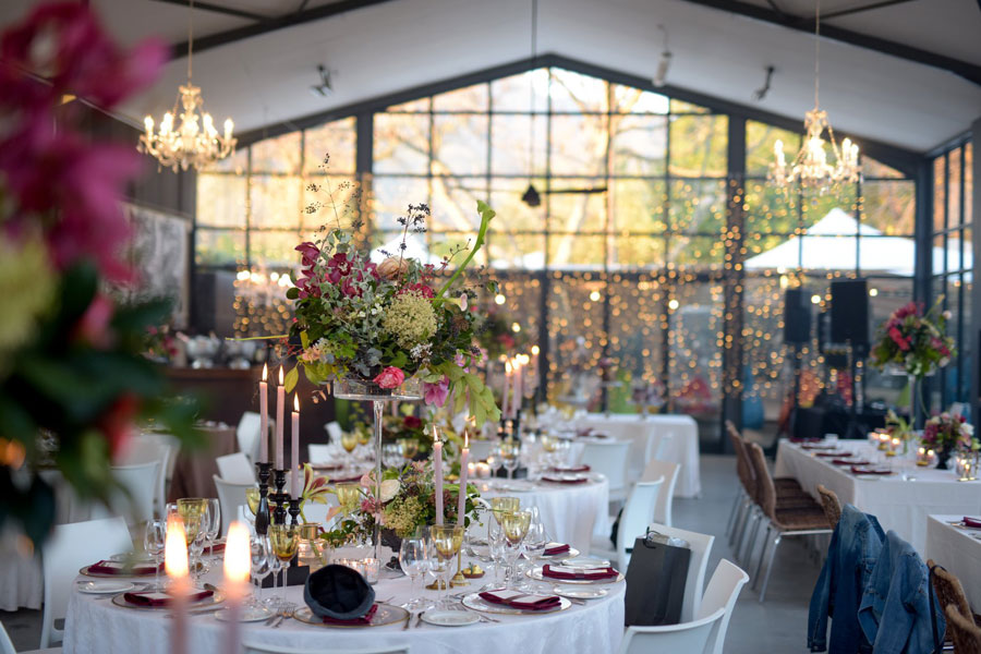 The Conservatory - Wedding Venues Franschhoek