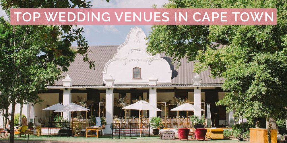 Top Wedding Venues in Cape Town