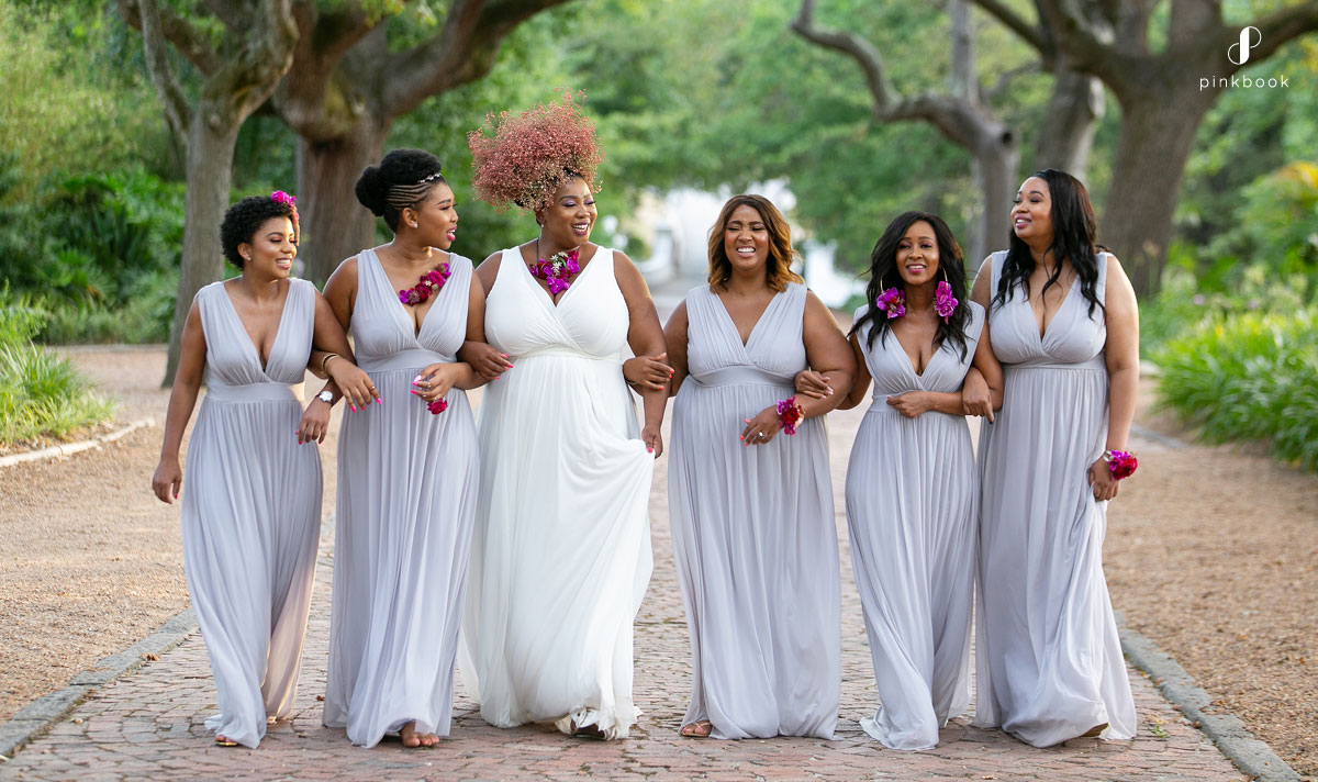 bridesmaids photo shoot south africa
