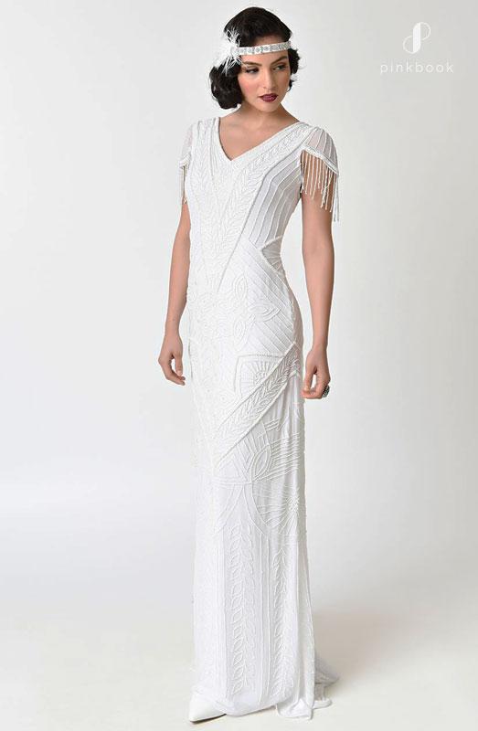 Wedding Dress Maxi Dress