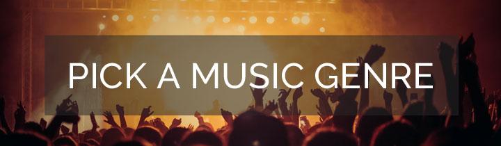 Pick a Music Genre