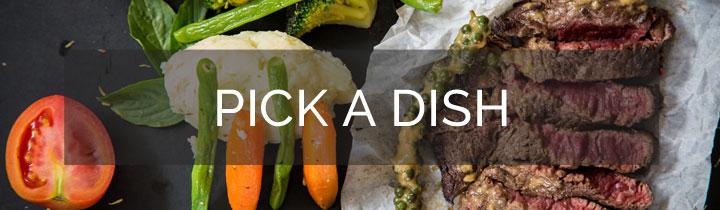 Pick a Dish
