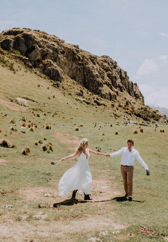 Weddings at Mount Sunday, New Zealand
