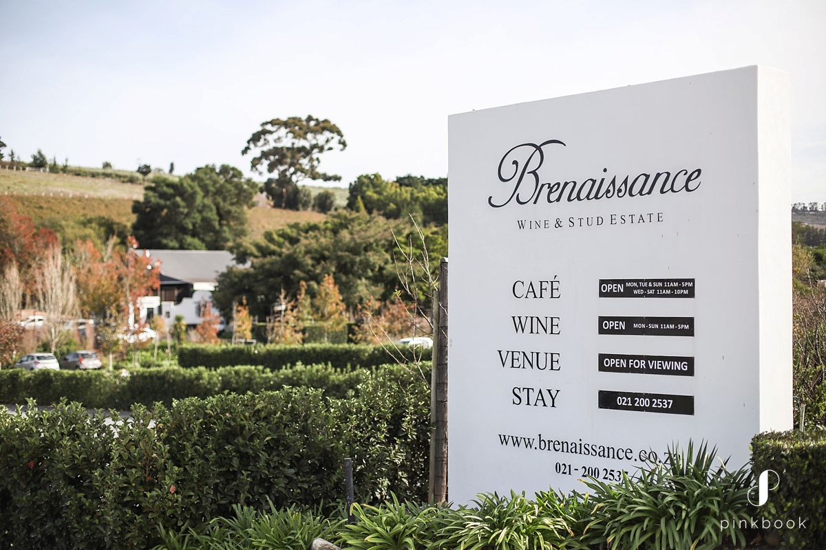 brenaissance wedding venue