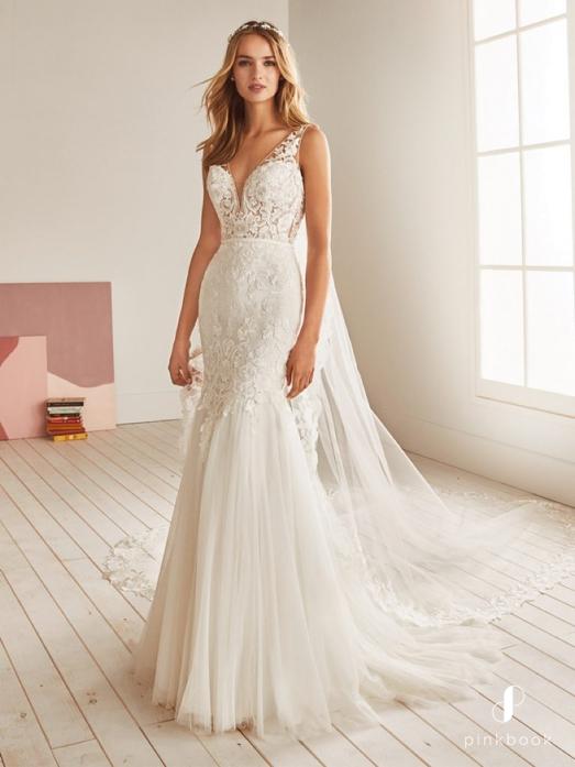 Lace Dresses For Brides