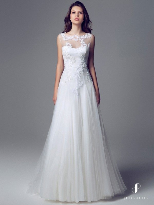 Wedding dresses for Pear body shaped