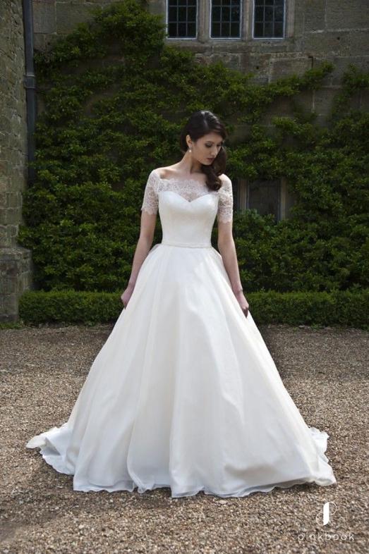Wedding dress example