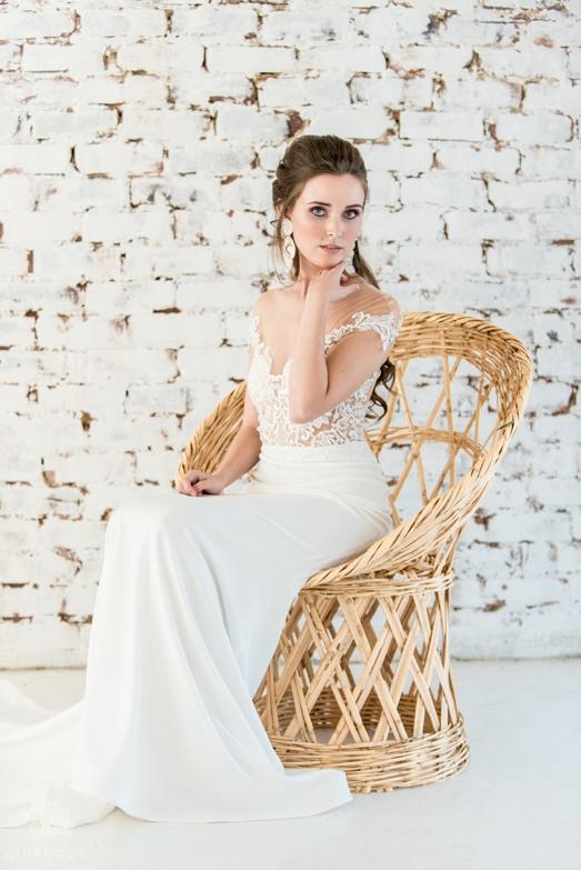 Juan William Aria wedding dresses