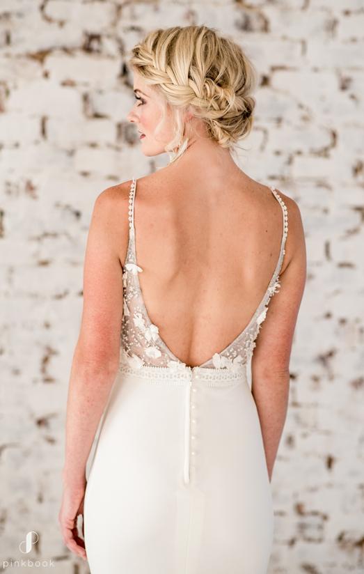 wedding dress designer Juan William Aria