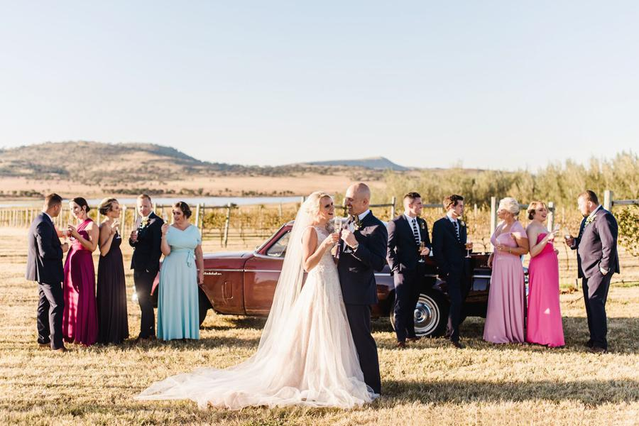 Cathedral Peak Wine Estate - Wedding Venues Midlands