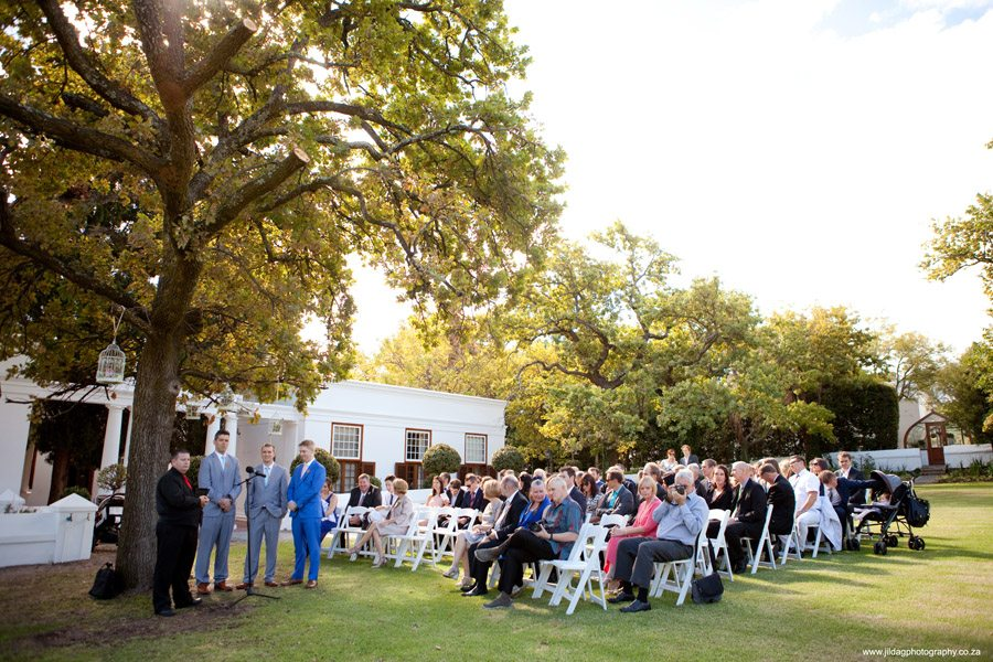 Lanzerac Stellenbosch Wedding Venue