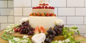 Alternative Cakes | Cheese Wedding Cake