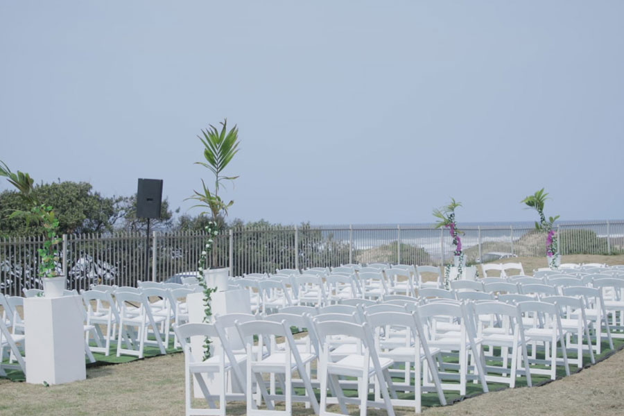 Coastal Beach Lounge - Wedding Venues Durban