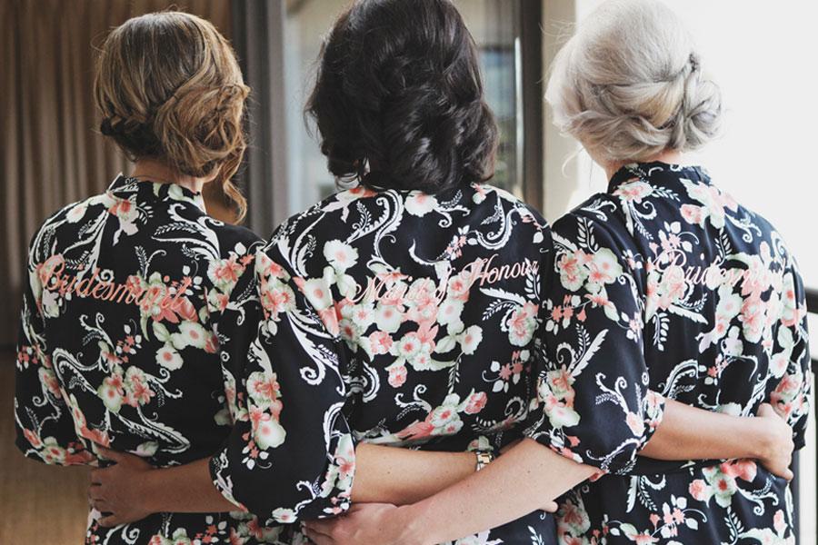 Debbie Clelland Bespoke Bridal - Bridesmaid Dresses Durban