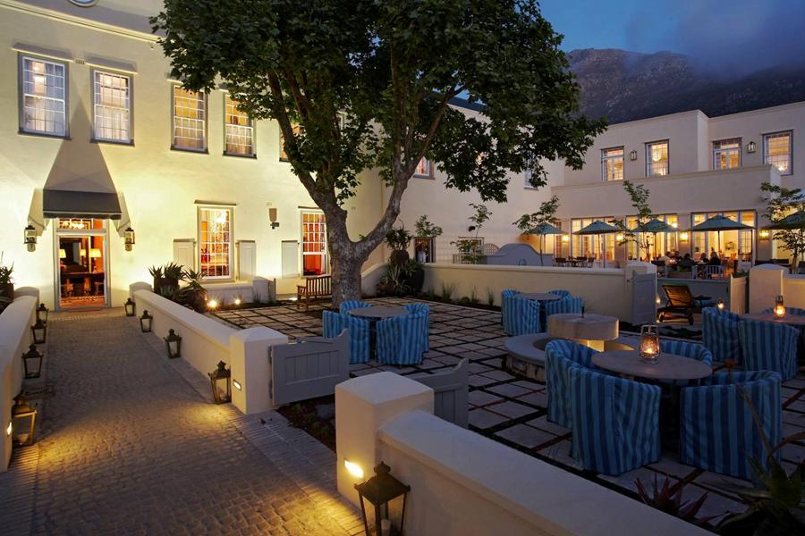 Eat Restaurant - Hout Bay Manor - Wedding Venues Cape Town