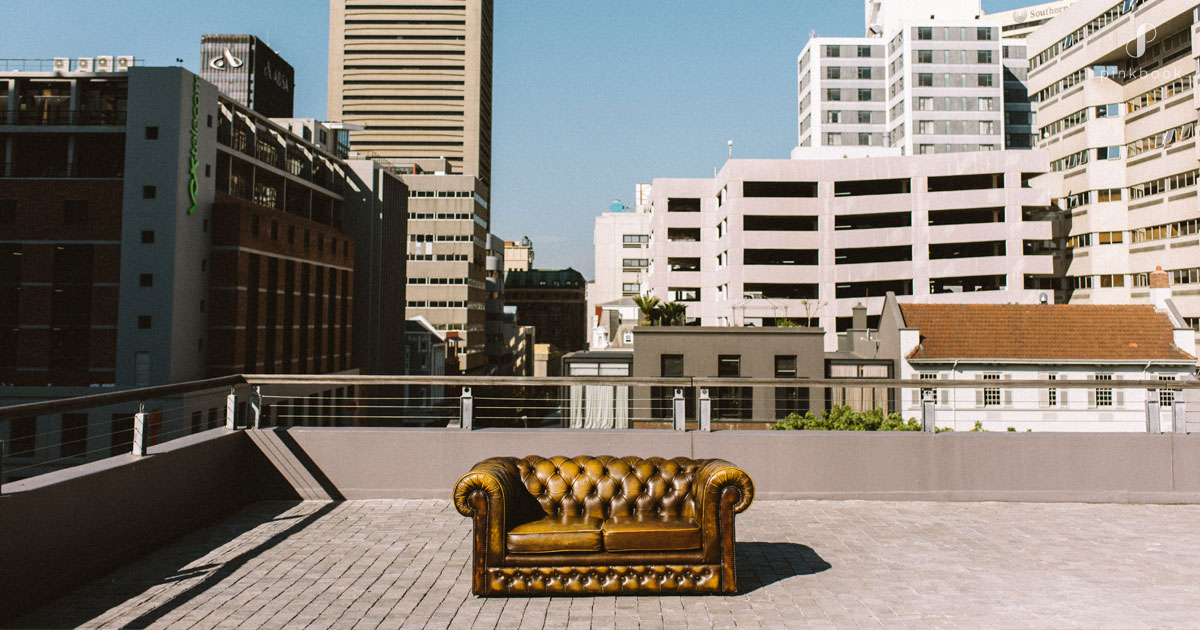 Rooftop Venue in Cape Town