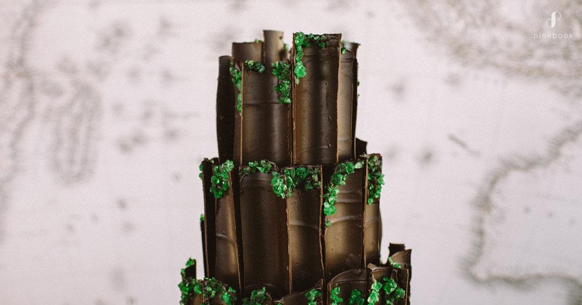 kanya hunt wedding cakes
