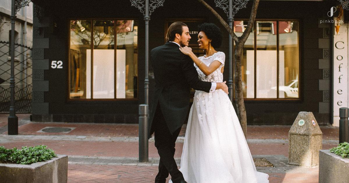 wedding couple photos in cape town