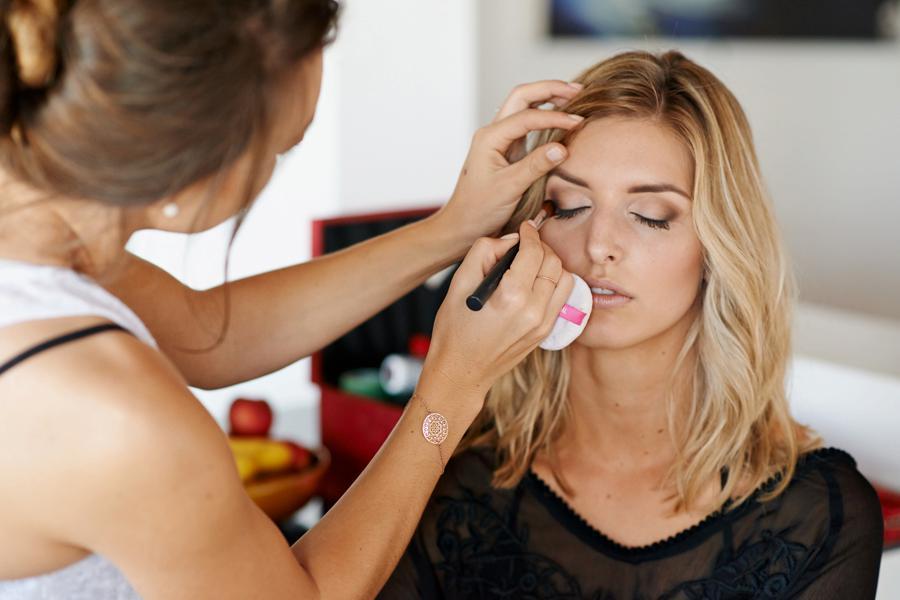 Estelle Pretorius Makeup and Hair Artist - Hair & Makeup Cape Town