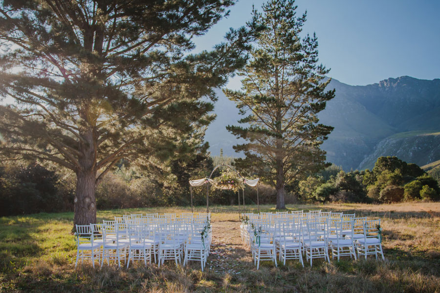Gaikou Lodge - Wedding Venues Overberg