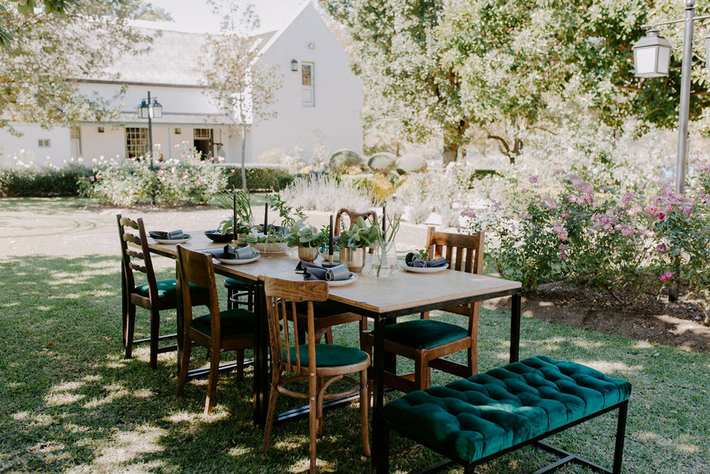Au d' Hex Estate - Wedding Venues Stellenbosch