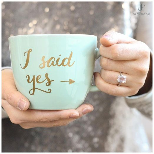 I Said Yes Cup