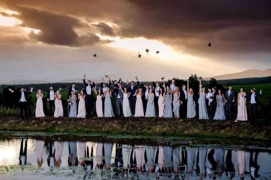 Kay and Monty Vineyards - Wedding Venues Plettenberg Bay