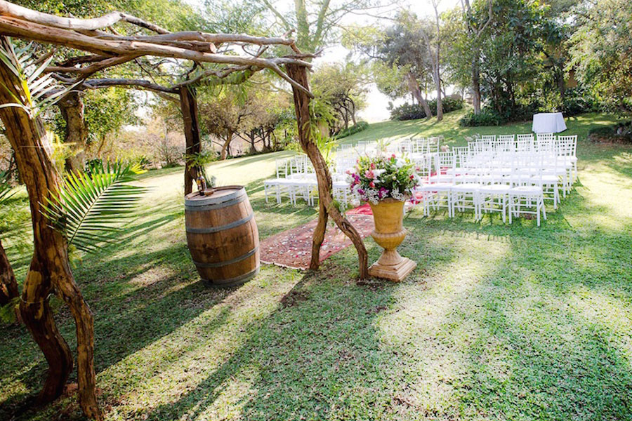 Khaya Ndlovu Manor House - Wedding Venues Limpopo