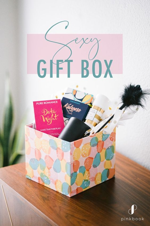 bachelorette party gift box