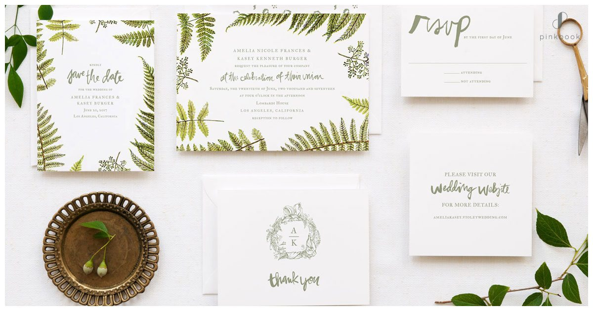 Large Save The Date Cards