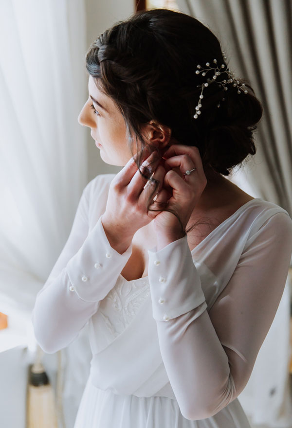 Meliza Meyer Bespoke Designs - Wedding Dresses Cape Town