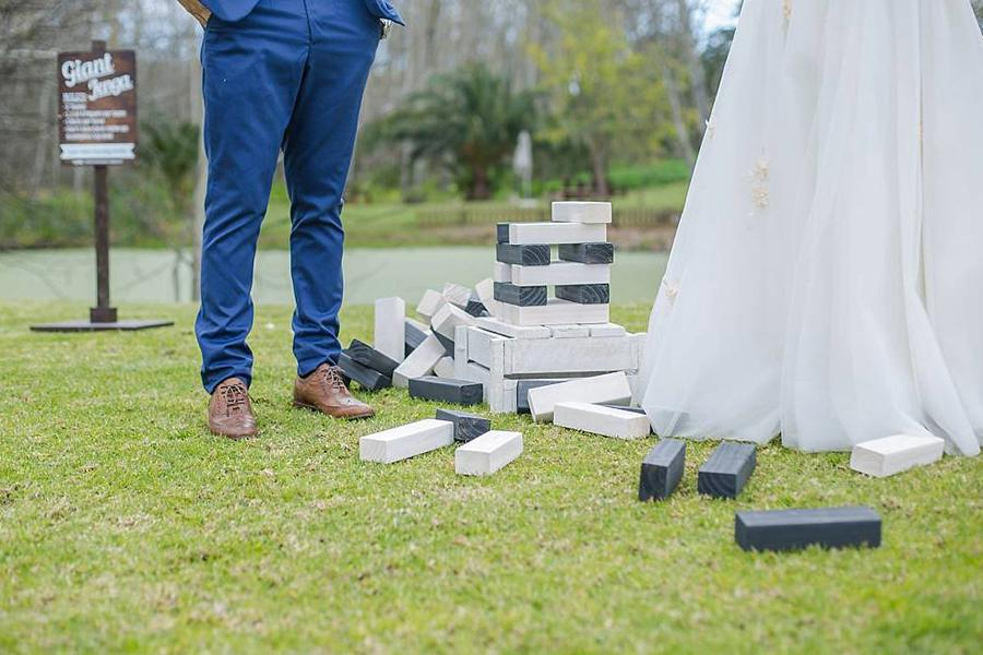 Mr and Mrs M Wedding & Lawn Games - Music & Entertainment Cape Town