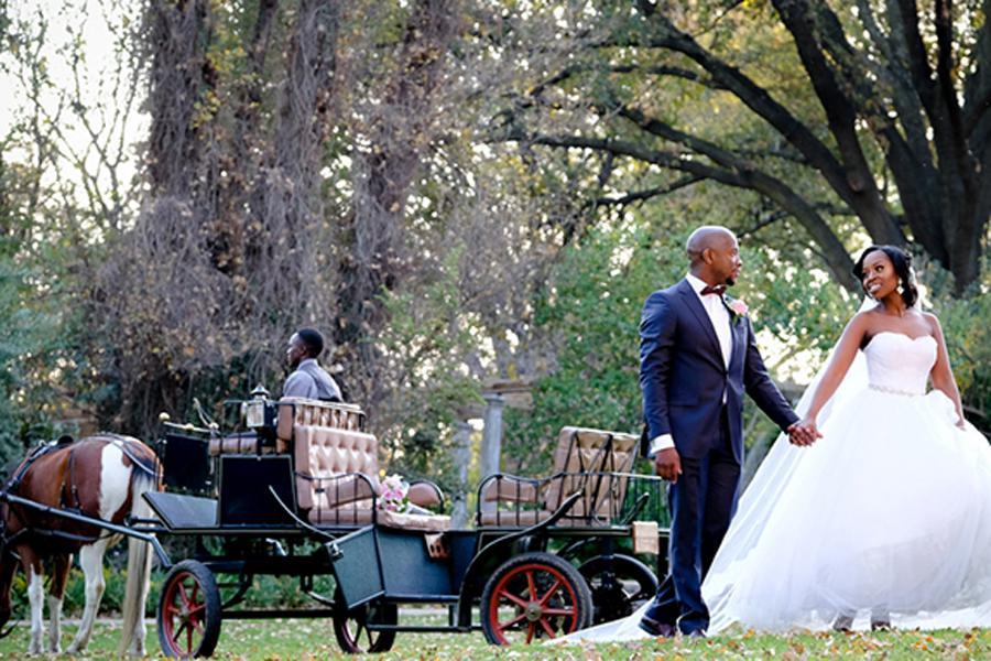 Oakfield Farm - Wedding Venues Muldersdrift