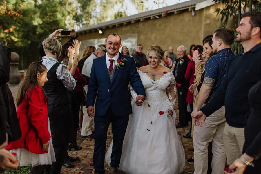 PadlangsR25 Wedding Venue and Guesthouse - Wedding Venues Pretoria