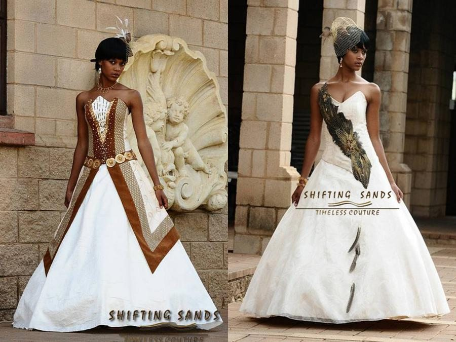 Wedding Dress For   In Johannesburg : Shifting sands traditional wedding dresses johannesburg