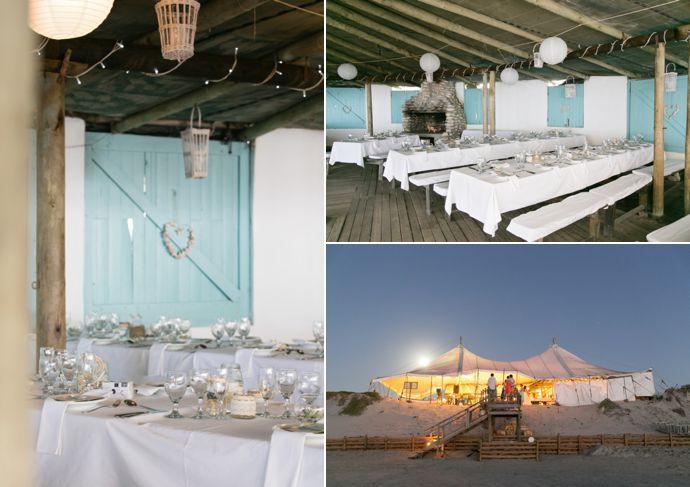 Strandkombuis Swartland Wedding Venues