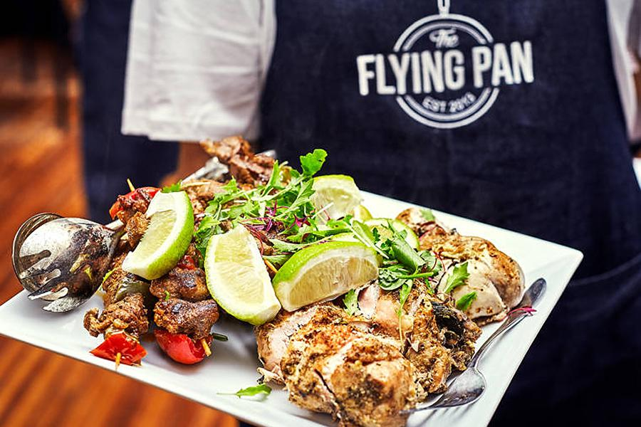 The Flying Pan - Catering & Drinks Cape Town