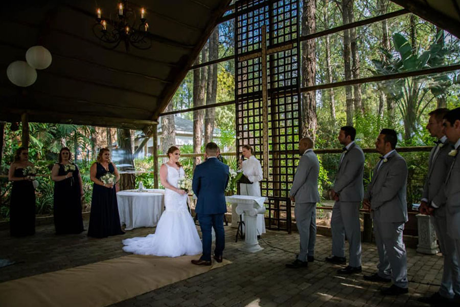 The Forest Walk Venue - Wedding Venues Johannesburg