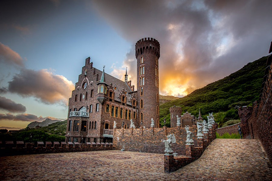 The Lichtenstein Castle - Wedding Venues Cape Town