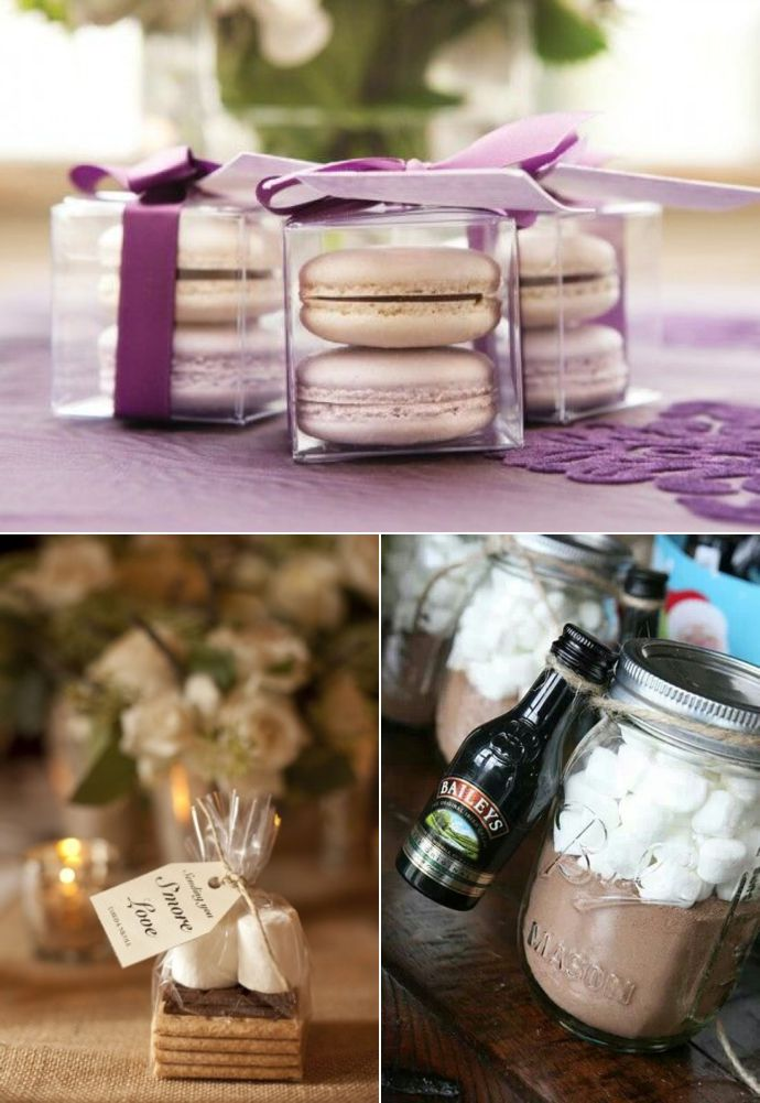 Unique Wedding Favours Inspiration Ideas