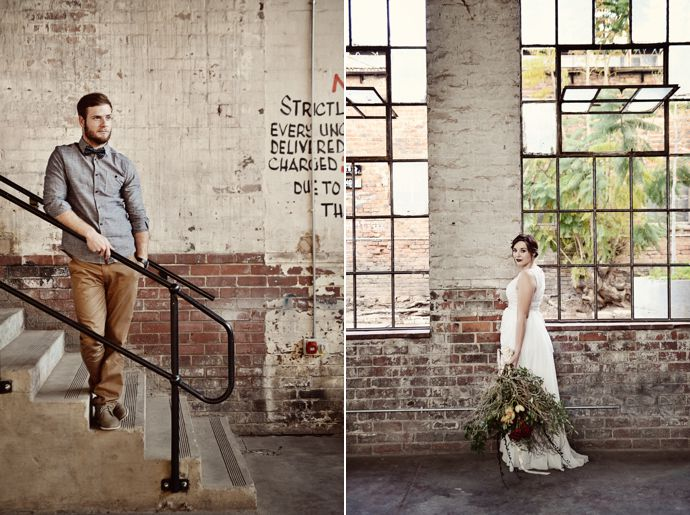 Urban Styled Shoot Pretoria