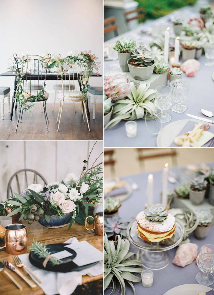 ... Winter Wedding Décor Ideas