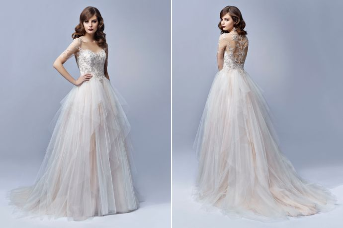... Tips For The Perfect Winter Wedding Dress