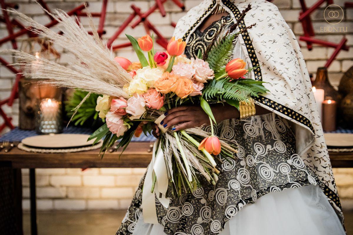 wedding bouquet johannesburg